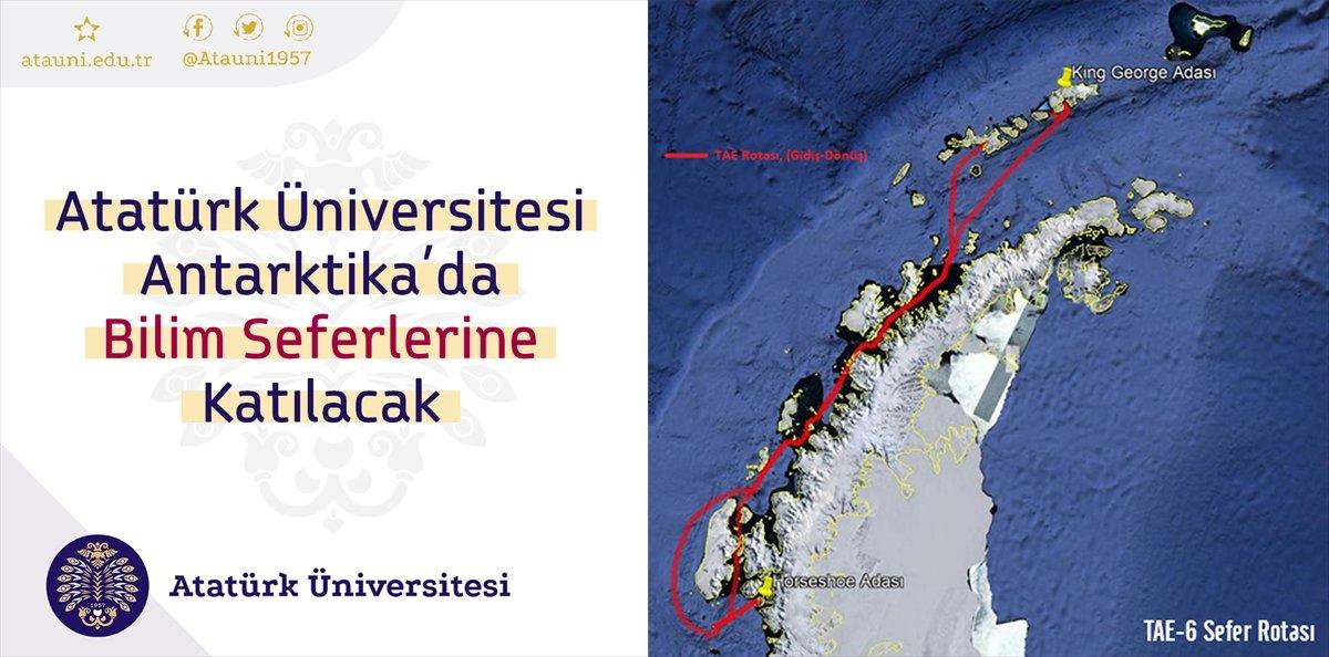 Antartika da biyoçeşitlilik çalışmaları yapılacak #1