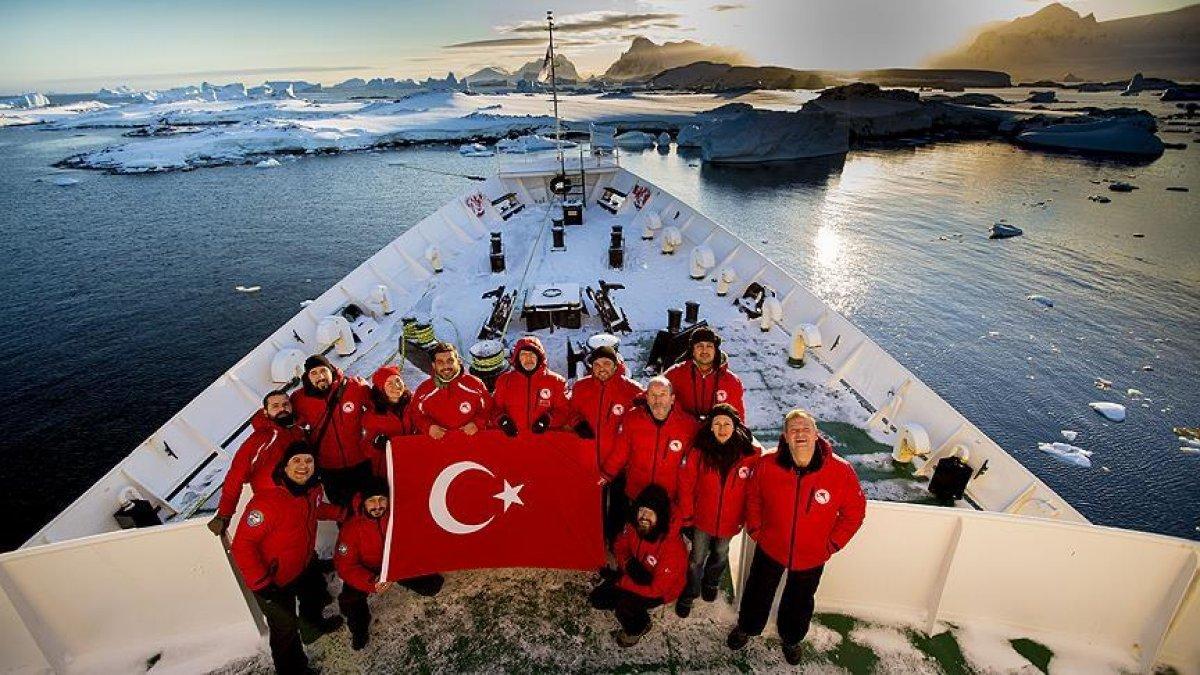 Antartika da biyoçeşitlilik çalışmaları yapılacak #6