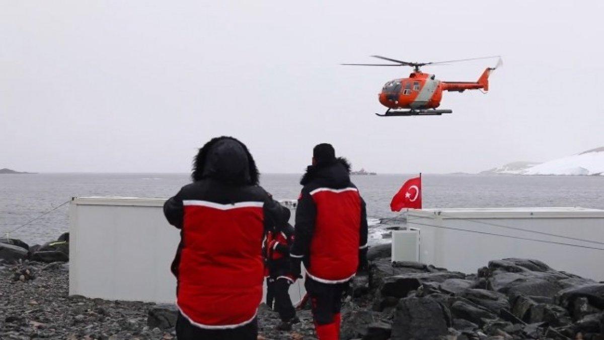 Antartika da biyoçeşitlilik çalışmaları yapılacak #5