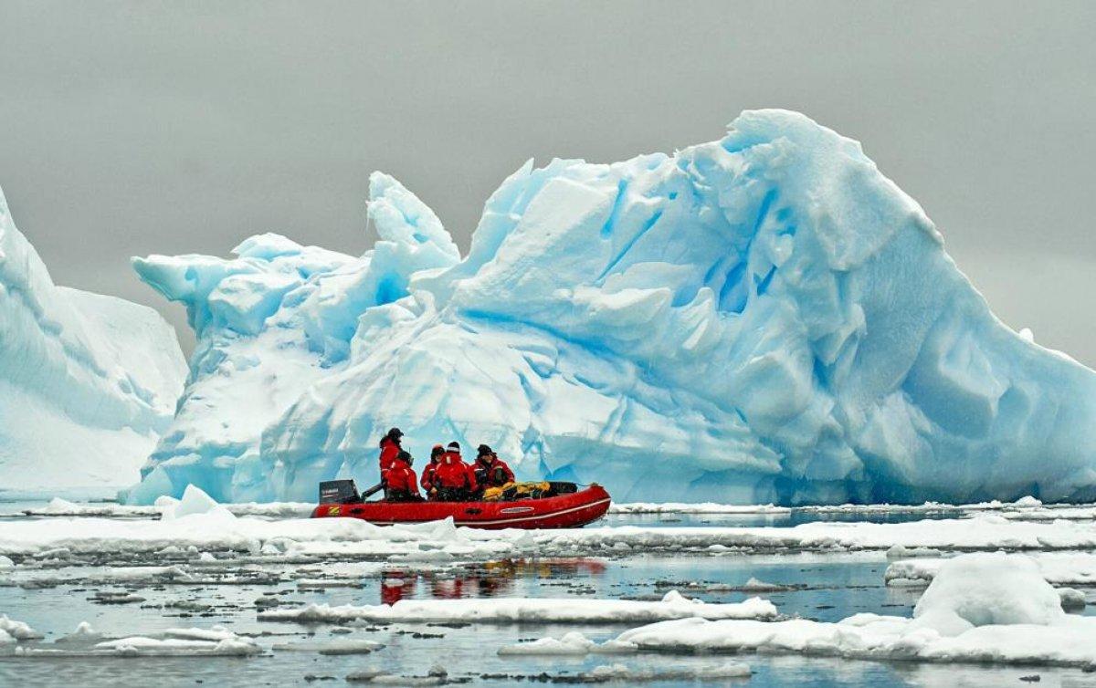 Antartika da biyoçeşitlilik çalışmaları yapılacak #3