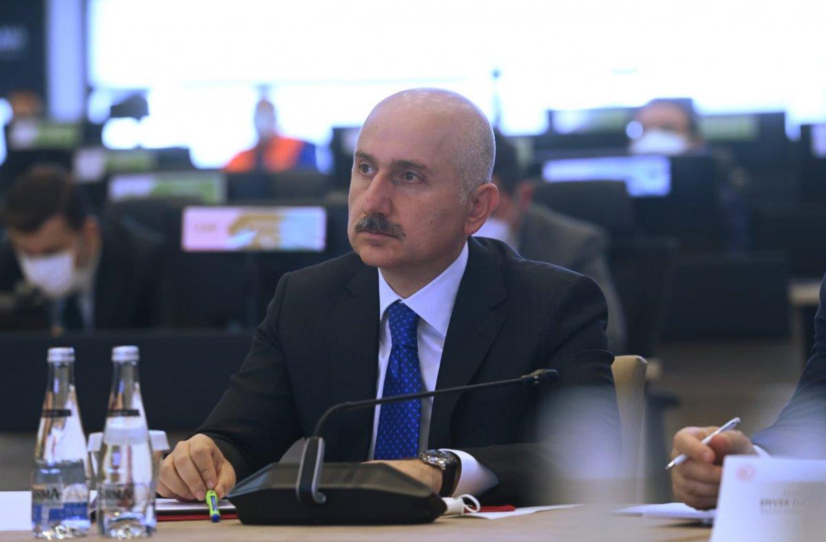 Bakan Karaismailoğlu, simge değişikliğinin nedenini açıkladı #1