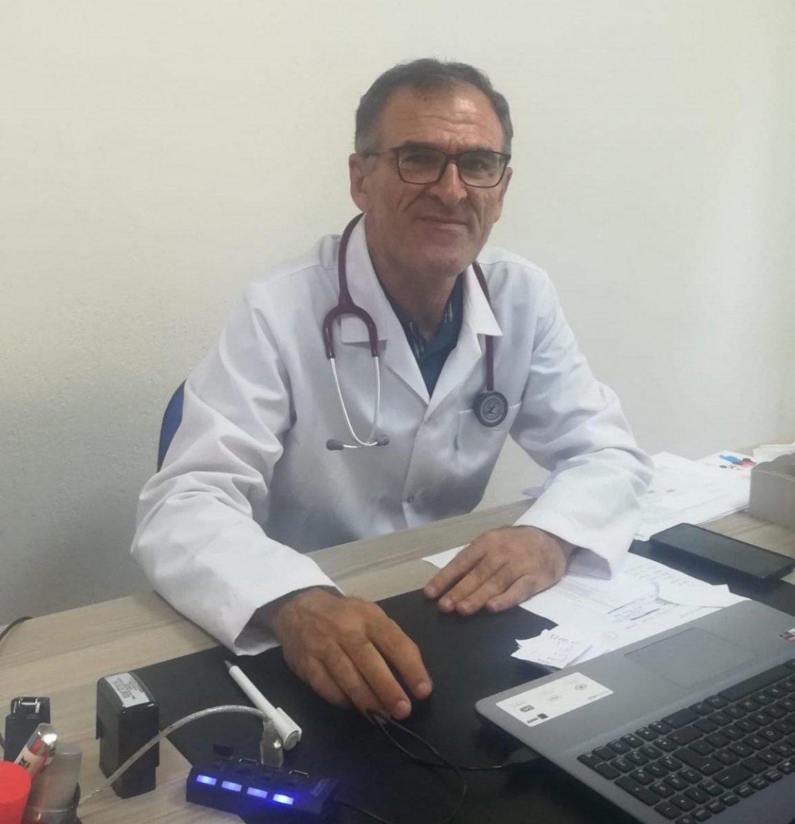 Manisa'da doktora yumruklu saldırı #2