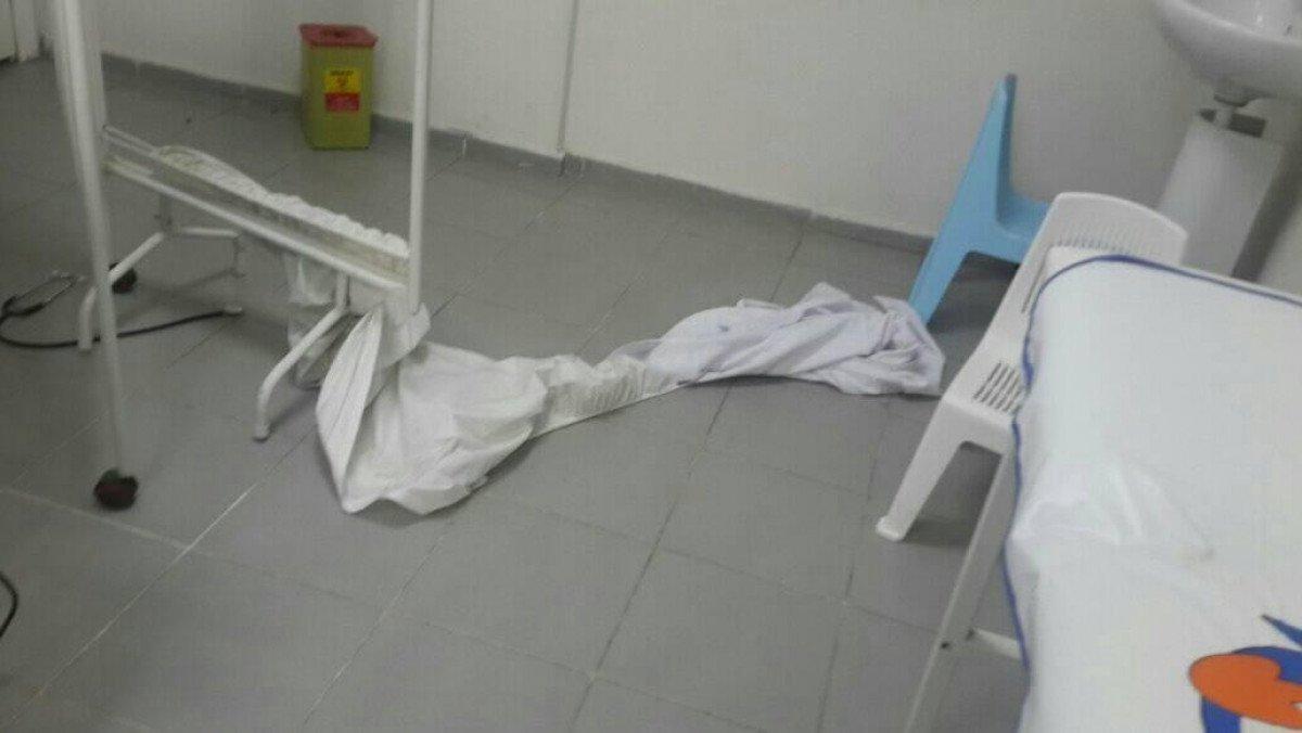 Manisa'da doktora yumruklu saldırı #3