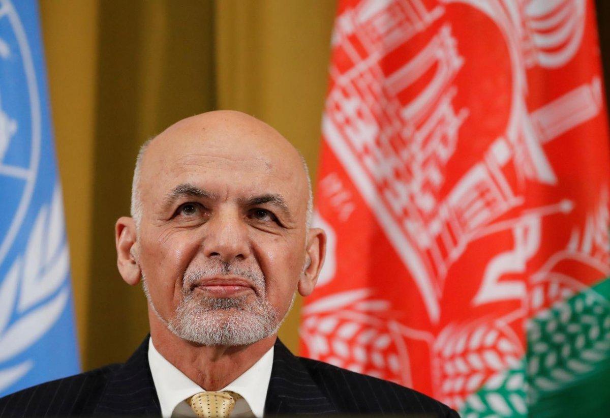 Eşref Gani: Afgan halkından özür diliyorum #1