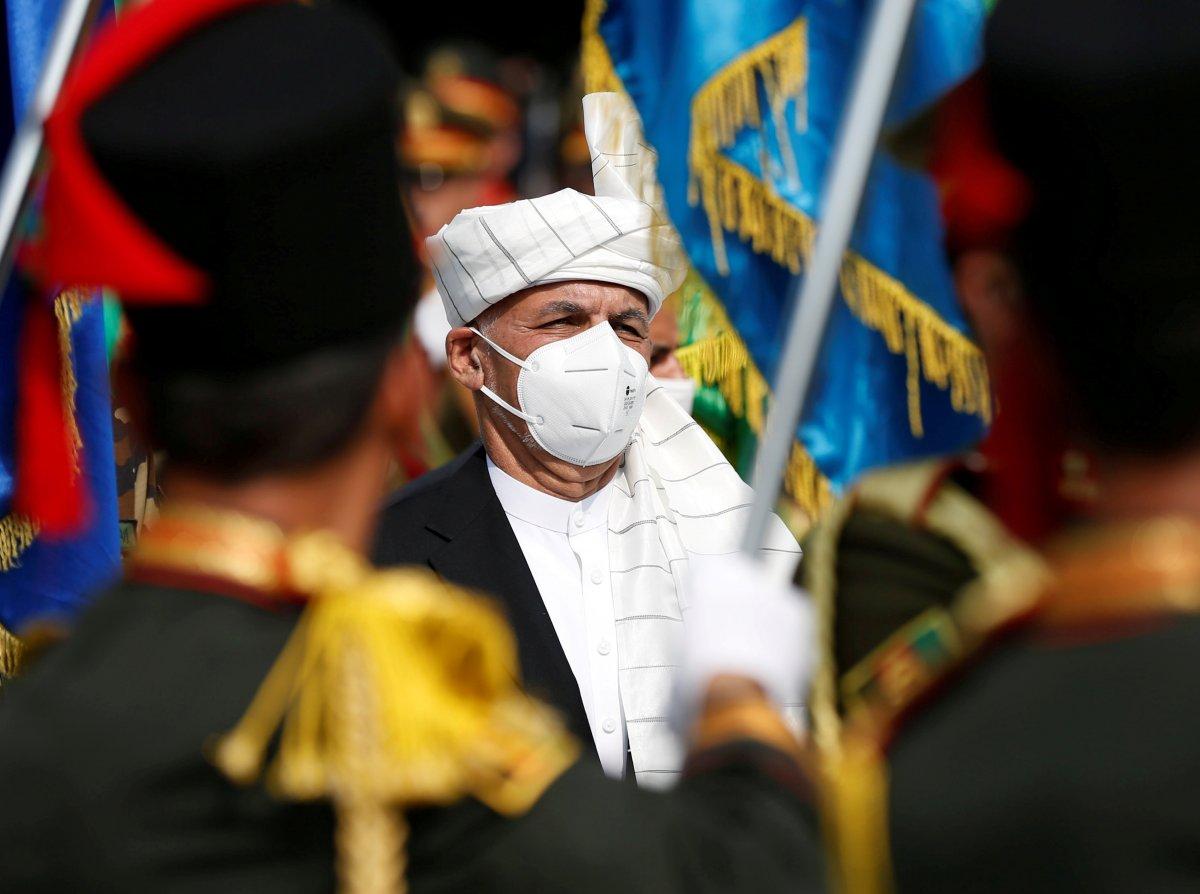 Eşref Gani: Afgan halkından özür diliyorum #3