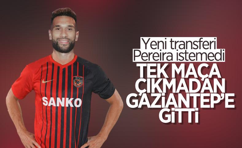 Caulker Gaziantep FK'da