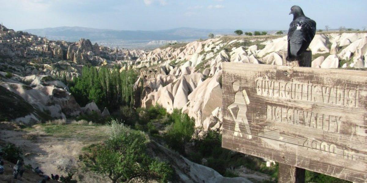 Kapadokya da gezilecek yerler #8