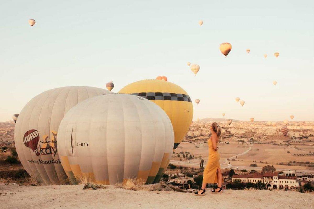 Kapadokya da gezilecek yerler #1