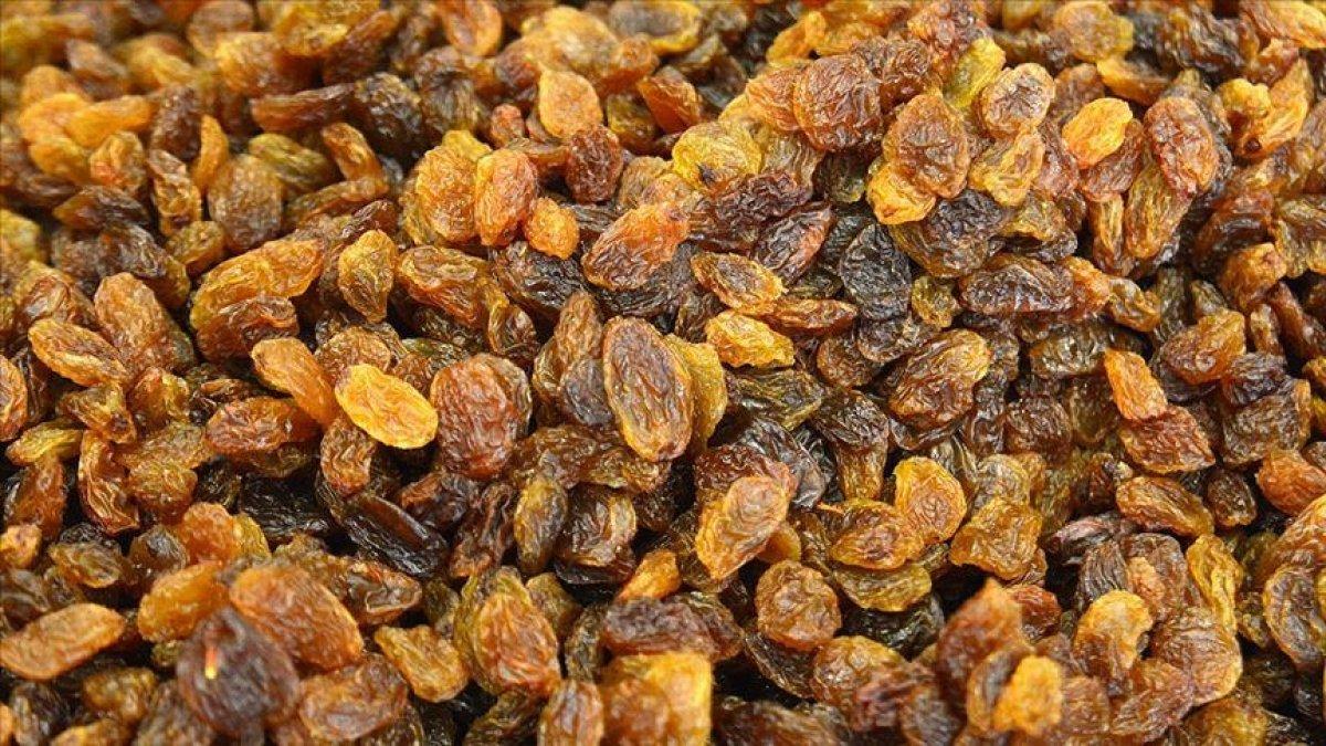 TMO, 10 Eylül den itibaren çekirdeksiz kuru üzüm alımlarına başlayacak #1
