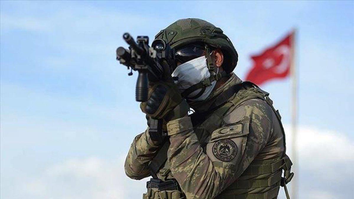 Fırat Kalkanı bölgesinde 13 PKK/YPG'li terörist öldürüldü #1
