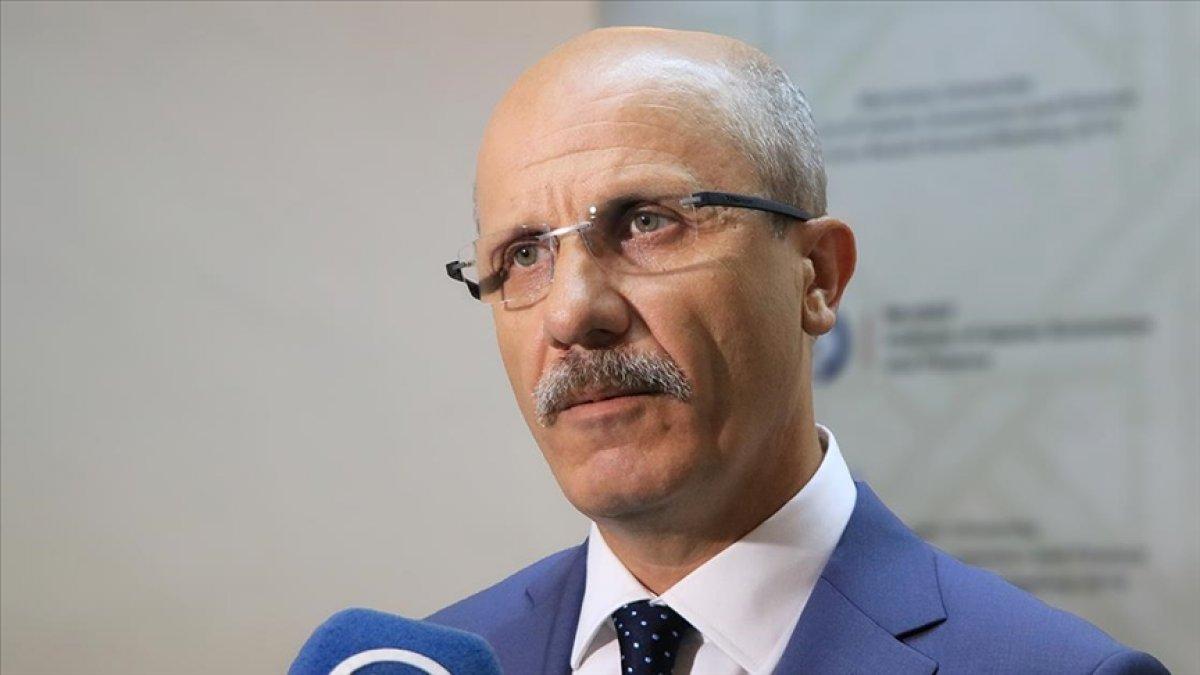 YÖK Başkanı Erol Özvar'dan üniversitelerdeki yüz yüze eğitime ilişkin açıklamalar #1