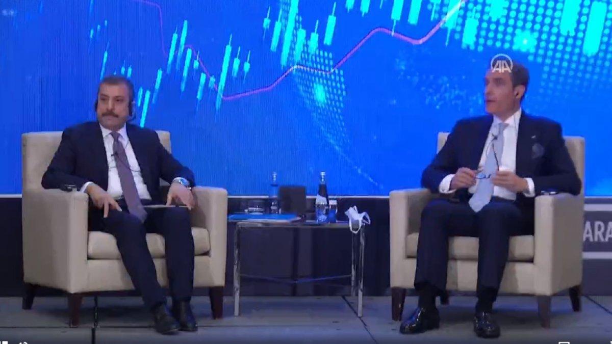 Şahap Kavcıoğlu: Son çeyrekte enflasyon düşüş eğilimine girecek #2