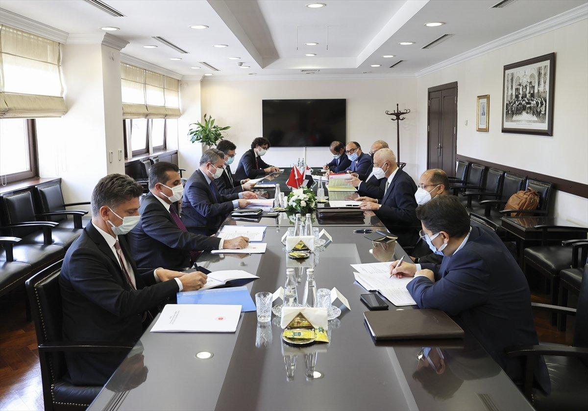 Türkiye-Mısır istişarelerinin ikinci turu sona erdi #1