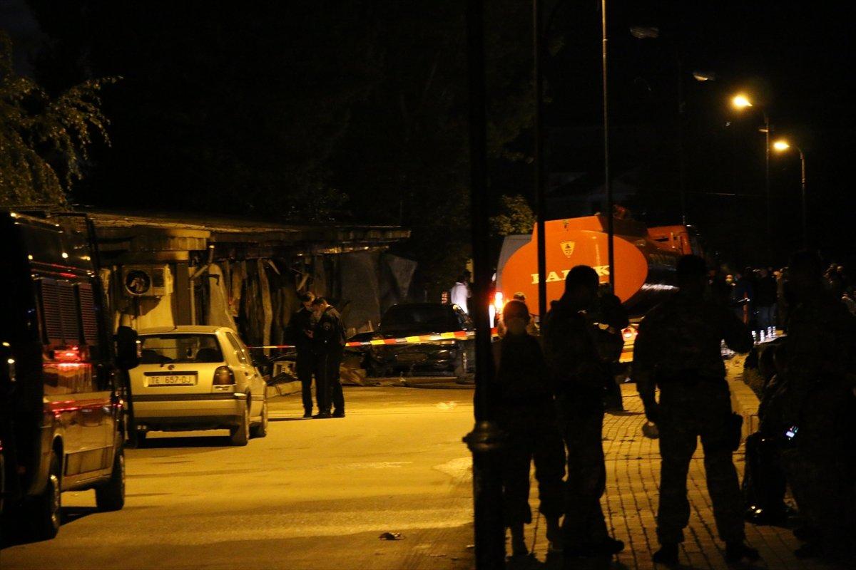 Kuzey Makedonya da yangın: 10 ölü #2