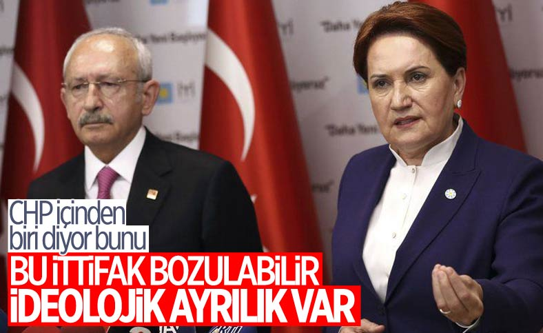 CHP'li Aytuğ Atıcı: Millet İttifakı bozulabilir