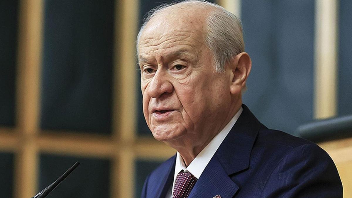 Devlet Bahçeli: Türkiye Müslüman bir ülkedir, bu hakikat değişmeyecektir #1