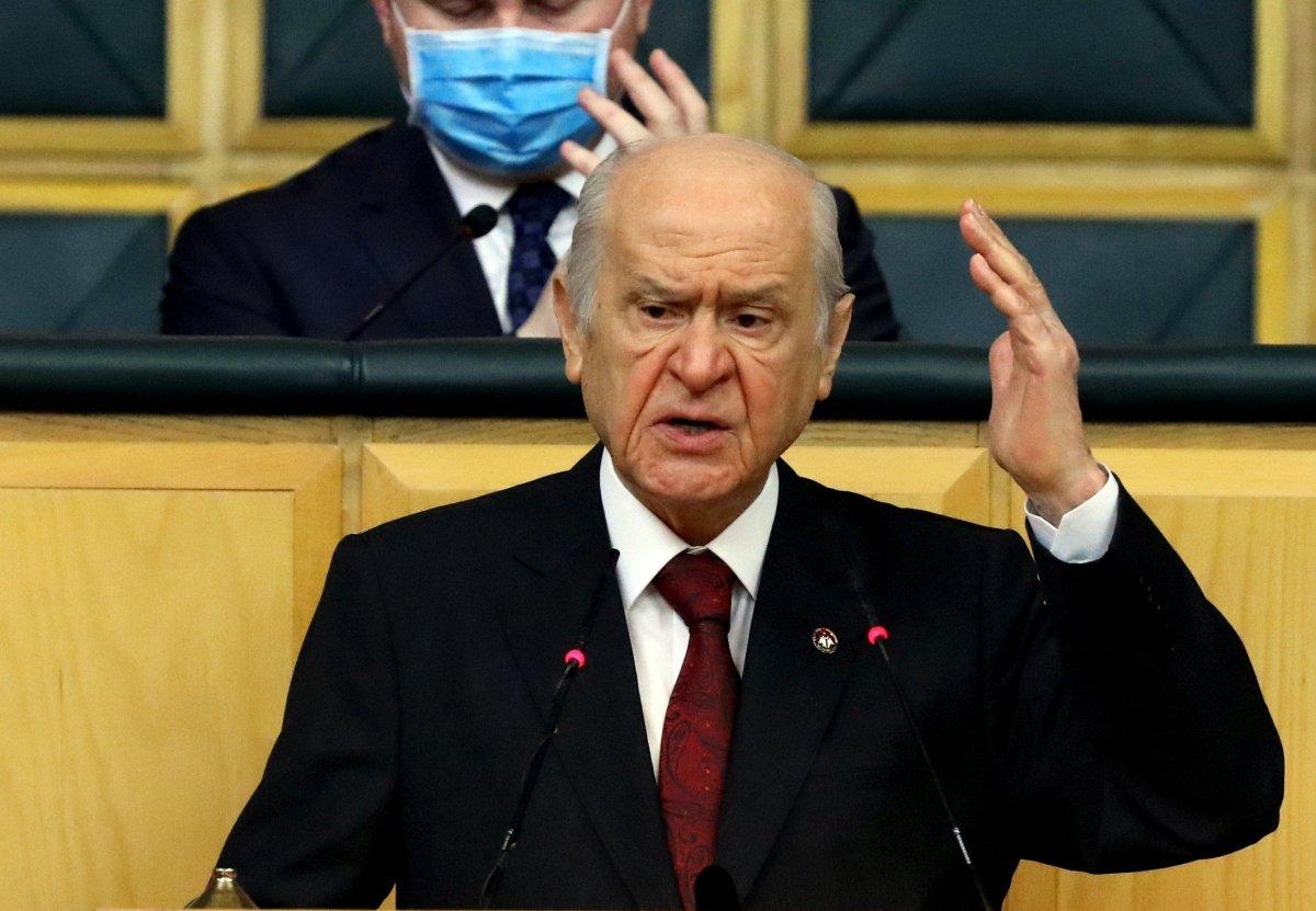 Devlet Bahçeli: Türkiye Müslüman bir ülkedir, bu hakikat değişmeyecektir #3