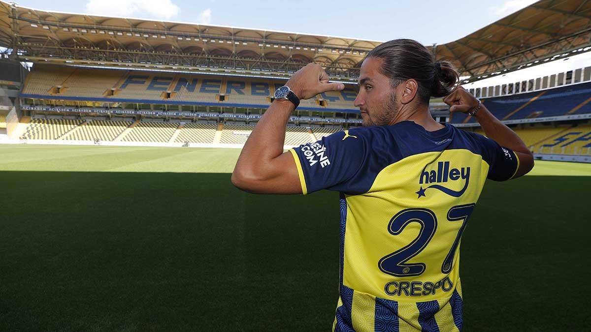 Miguel Crespo, Avrupa da oynayamayacak #1