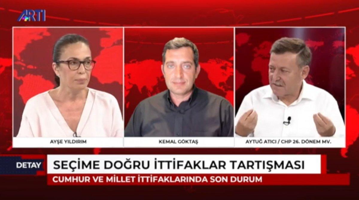 CHP li Aytuğ Atıcı: Millet İttifakı bozulabilir #1
