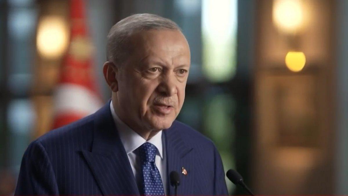 Cumhurbaşkanı Erdoğan dan  Yunanistan İle Komşuluk  sempozyumu mesajı  #2