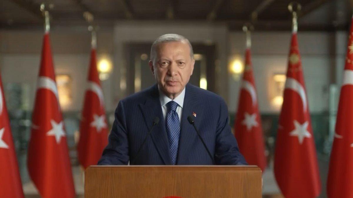 Cumhurbaşkanı Erdoğan dan  Yunanistan İle Komşuluk  sempozyumu mesajı  #3