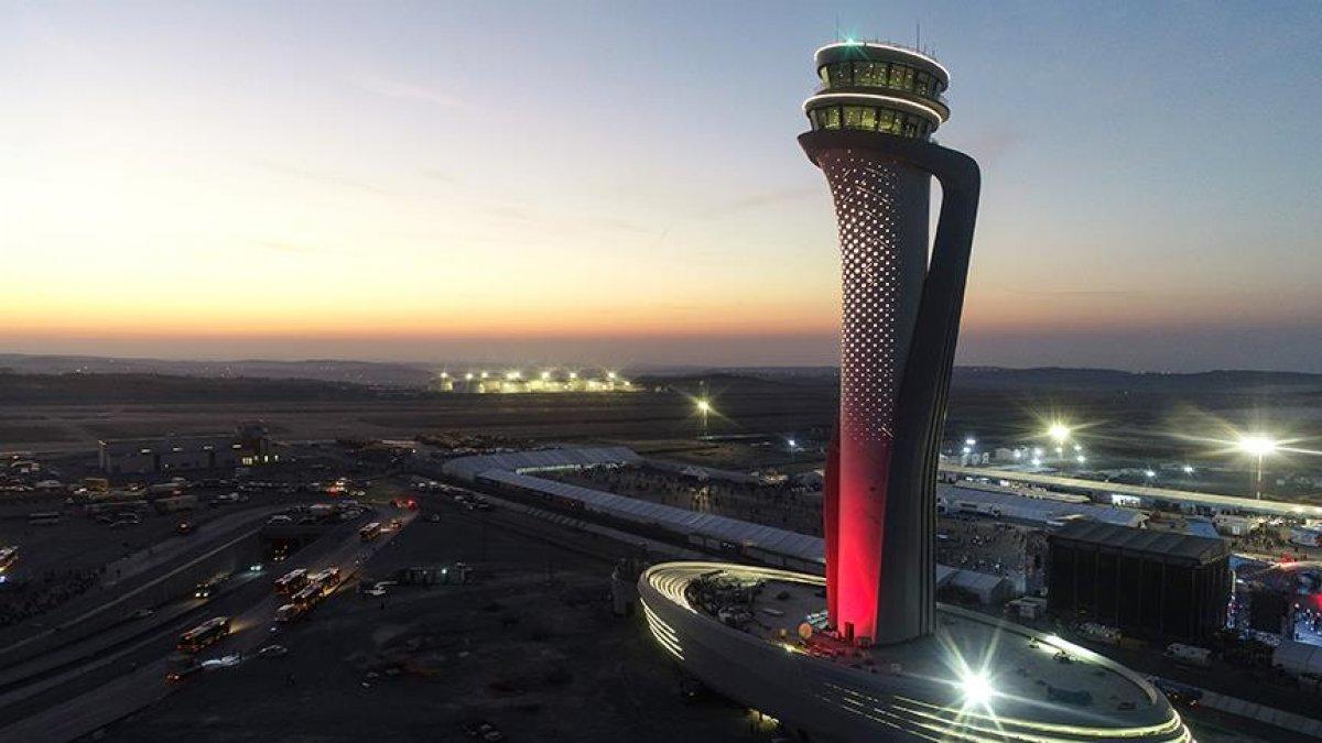 İstanbul Havalimanı, dünyanın en iyi ikinci havalimanı oldu #3