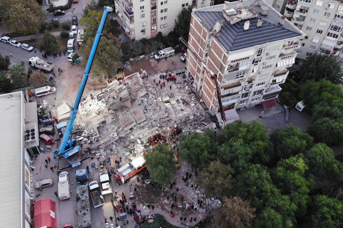 İzmir de yıkılan  Doğanlar Apartmanı  davası başladı #4