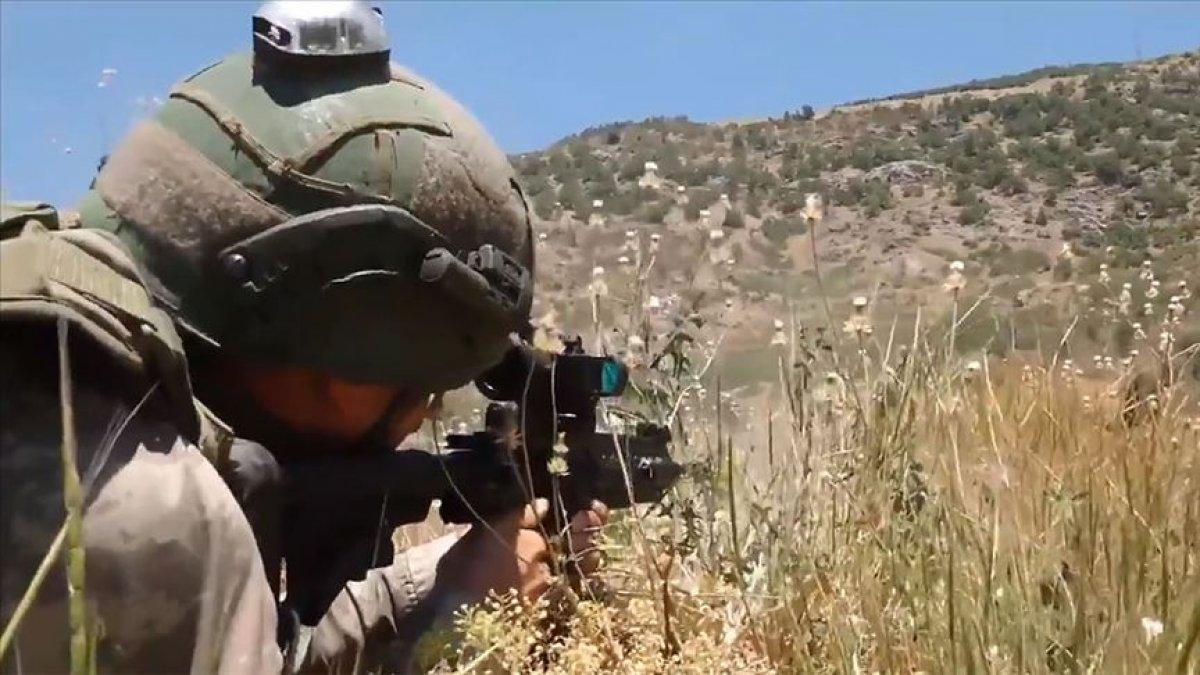 Kuzey Irak ta 3 terörist öldürüldü #1