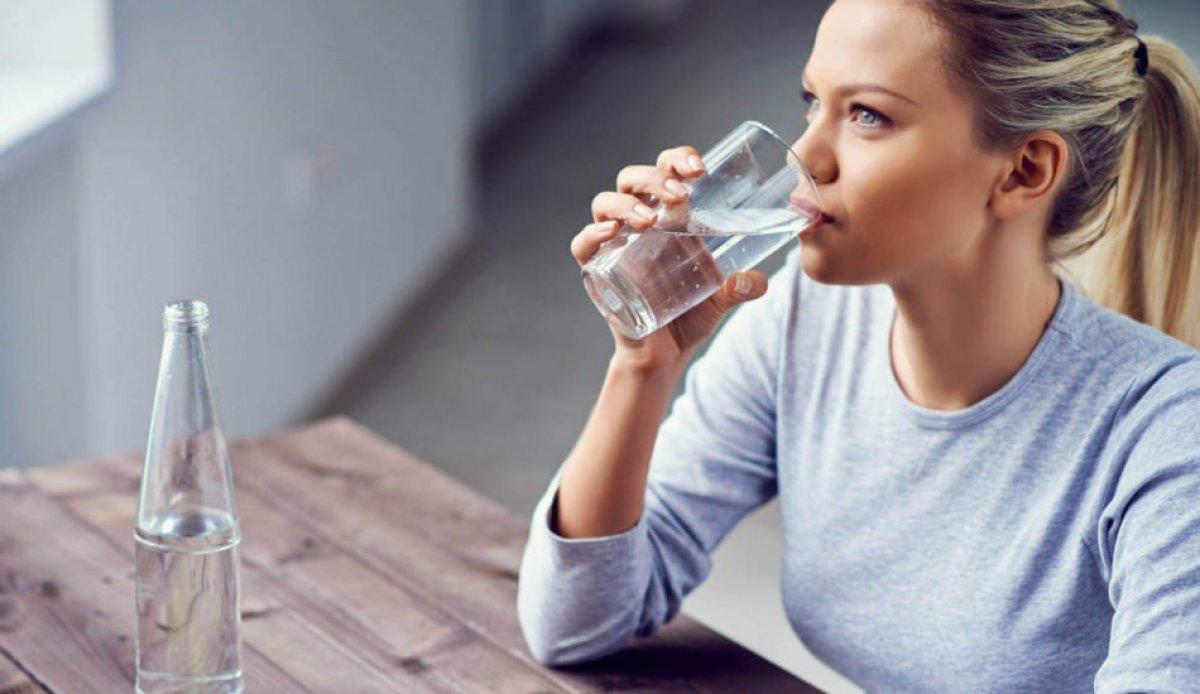 Su içmek için en ideal 8 zaman #5