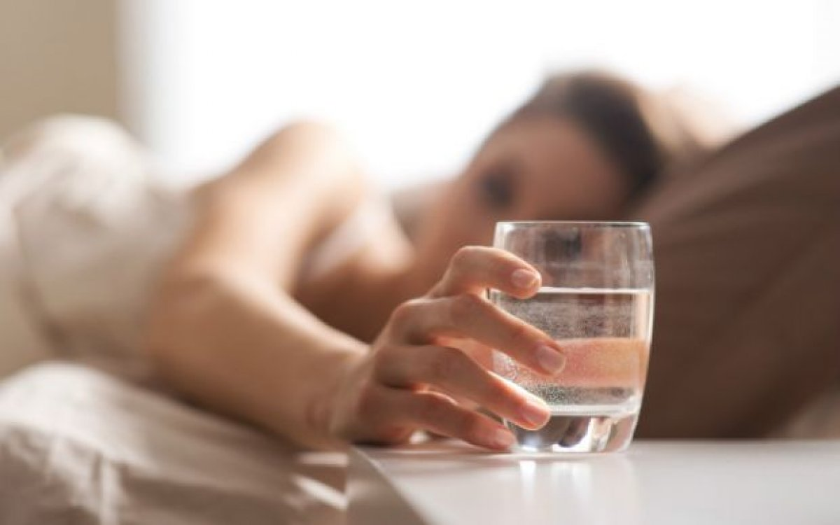 Su içmek için en ideal 8 zaman #1