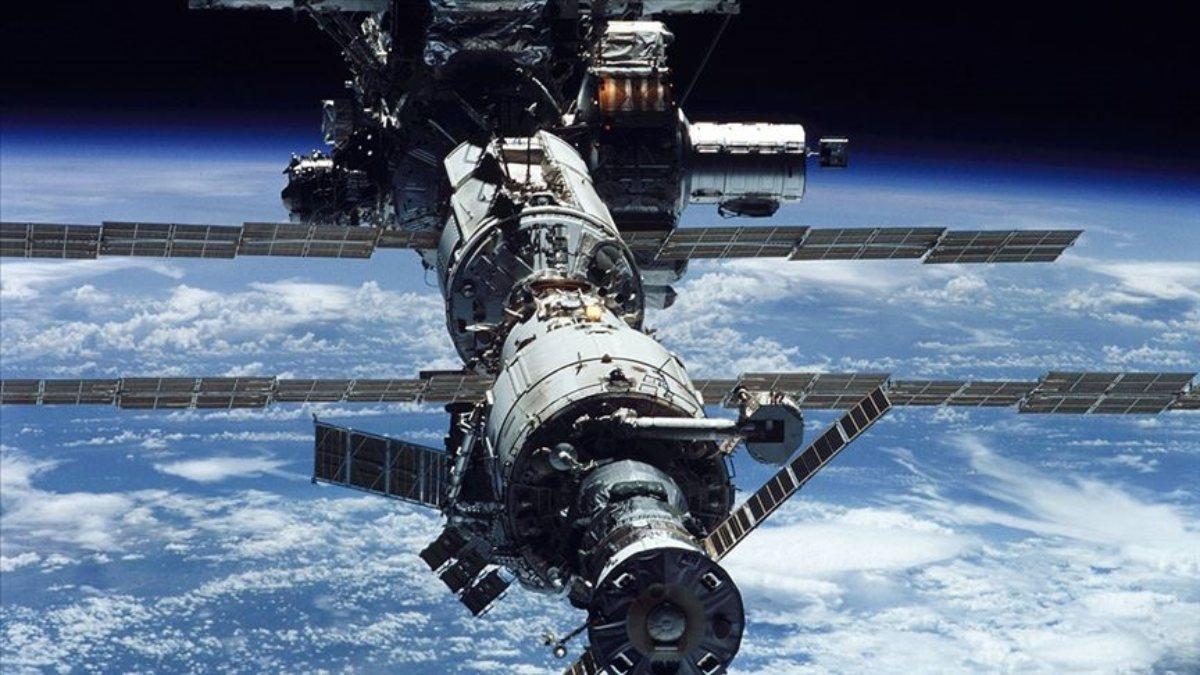 Uluslararası Uzay İstasyonunda duman alarmı sesleri