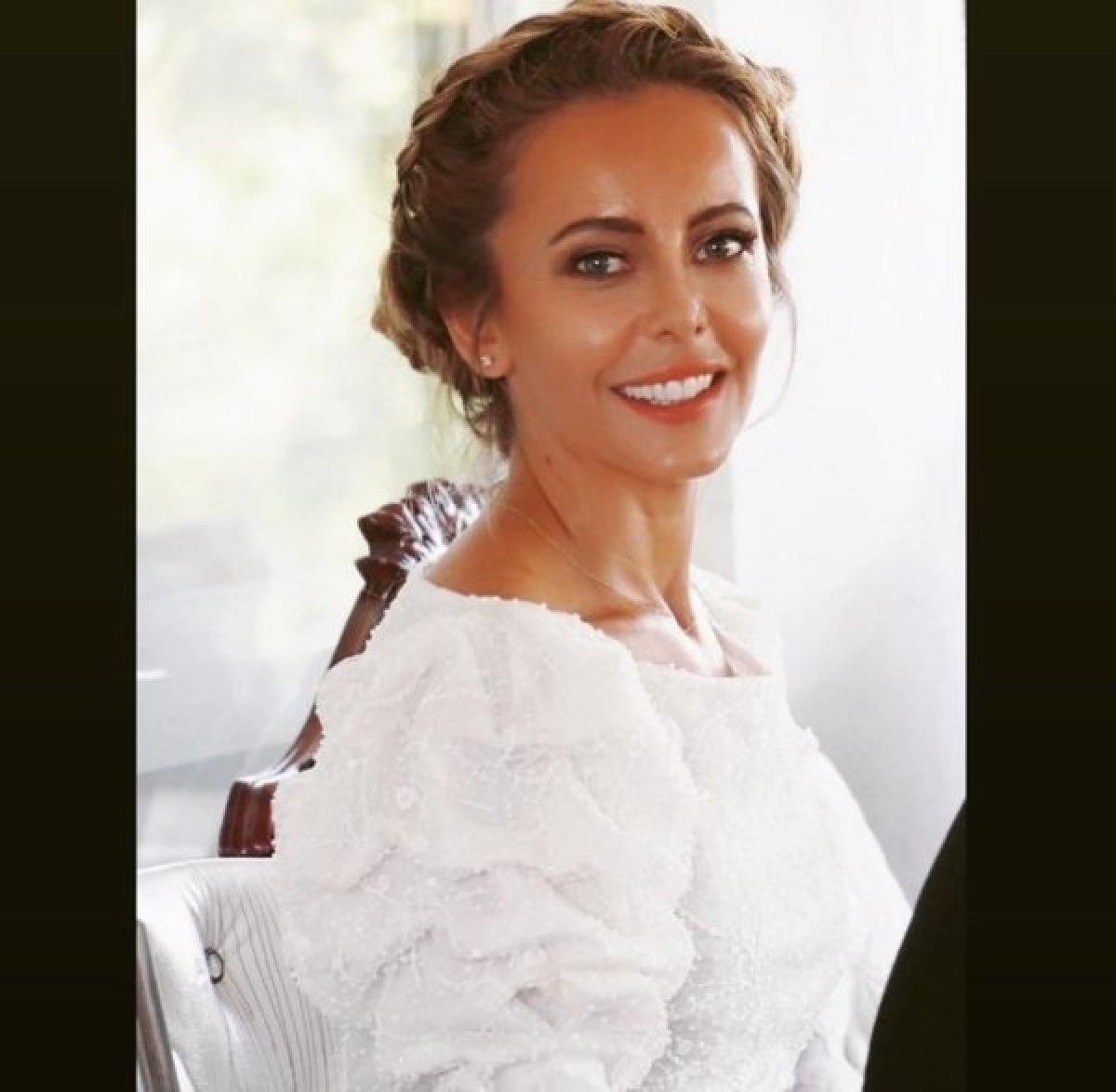 Vildan Atasever ile Mehmet Erdem dünyaevine girdi! İşte düğünden ilk kareler... #4