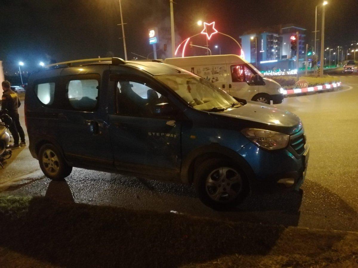 Zonguldak ta zincirleme kaza meydana geldi #2