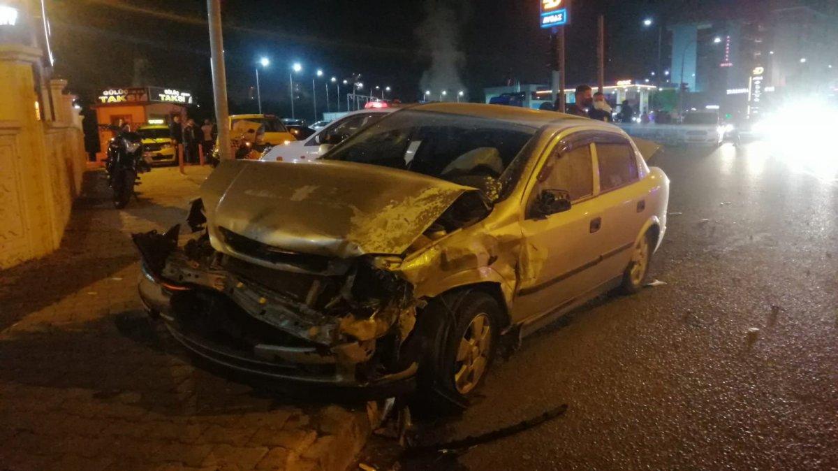 Zonguldak ta zincirleme kaza meydana geldi #1