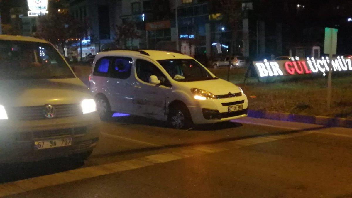 Zonguldak ta zincirleme kaza meydana geldi #4