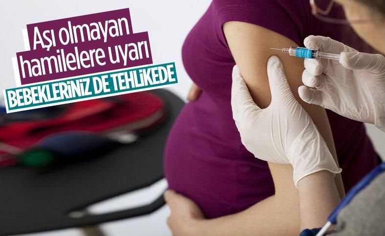 Aşılama oranında son sırada yer alan Şanlıurfa'da hamilelere uyarı