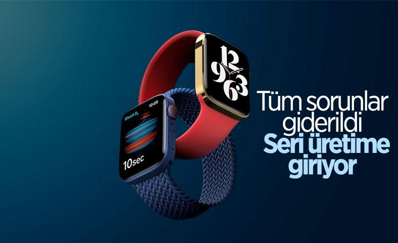 Apple Watch sorunları giderildi: Seri üretim başlıyor