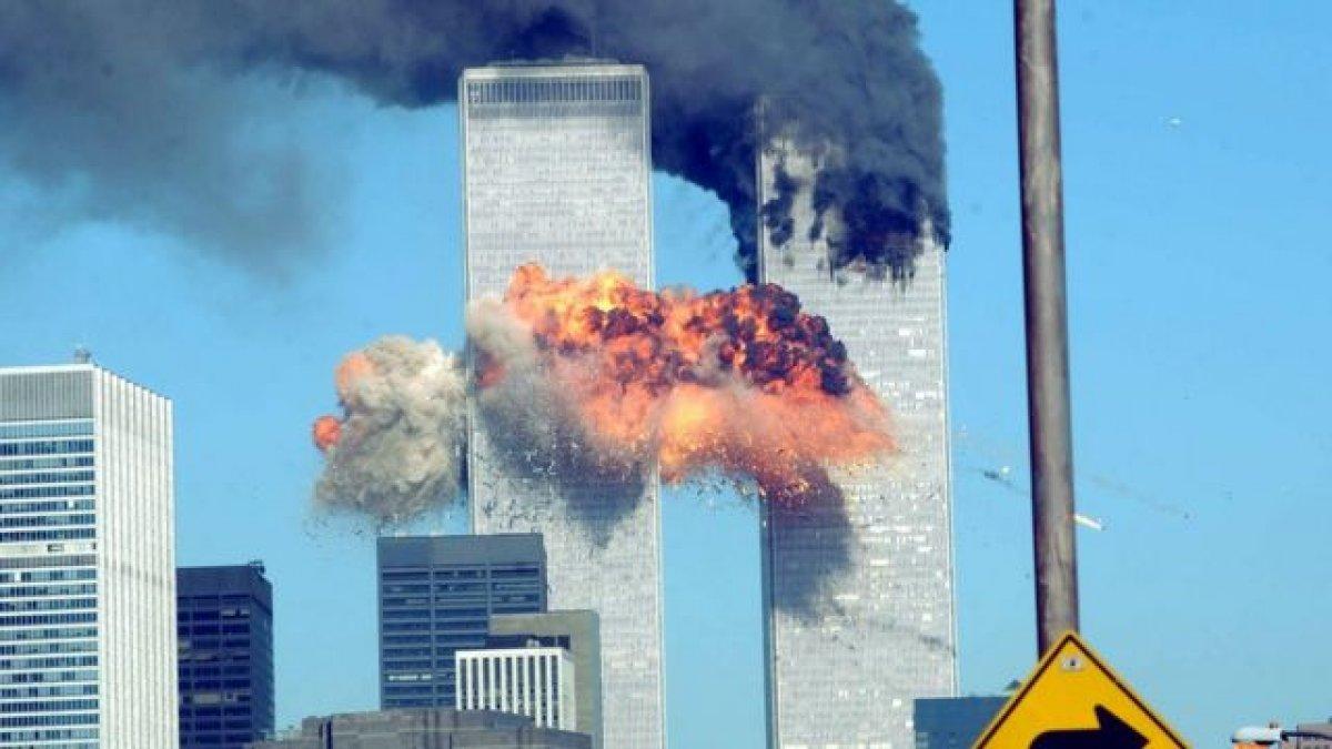 11 Eylül saldırısının 20'nci yıl dönümü #1