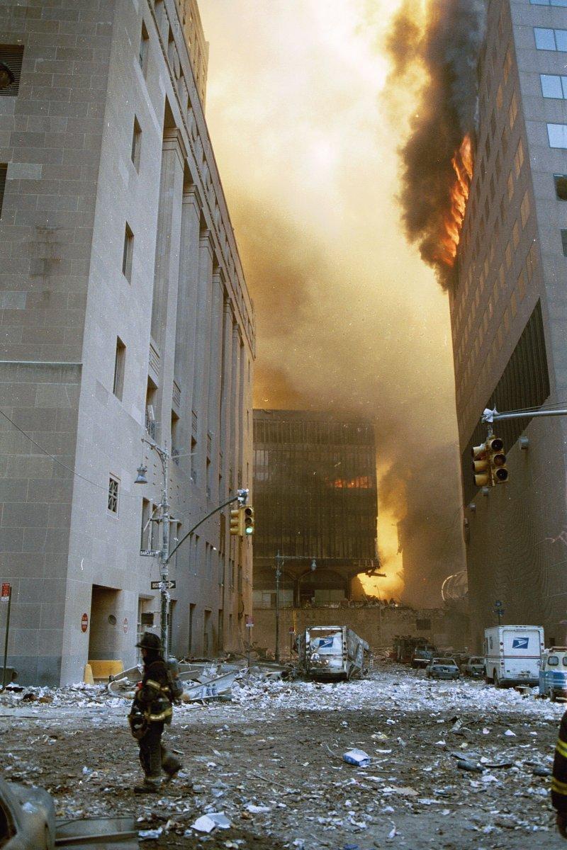 11 Eylül saldırısının 20'nci yıl dönümü #5