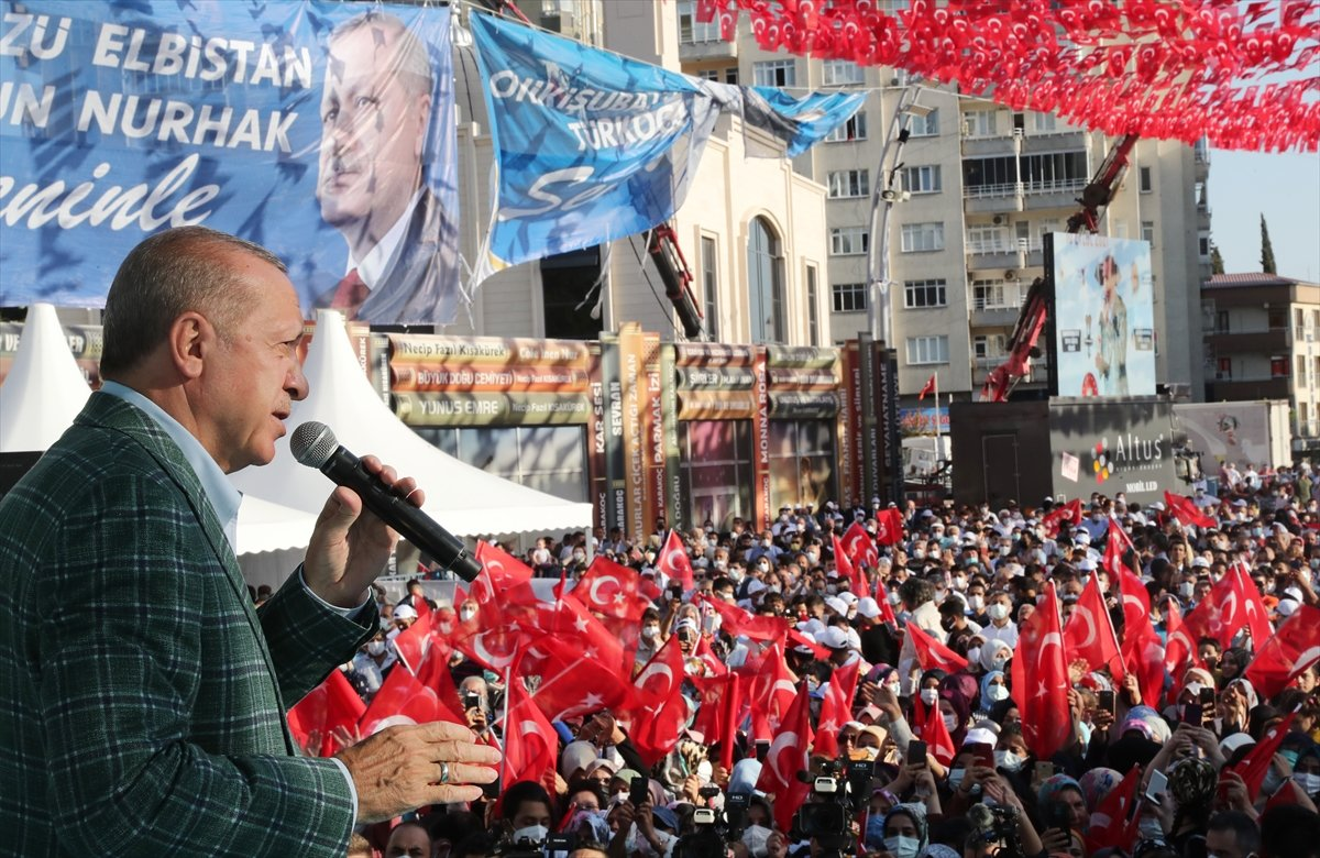 Cumhurbaşkanı Erdoğan: Enflasyonu en kısa sürede kontrol altına alacağız #1