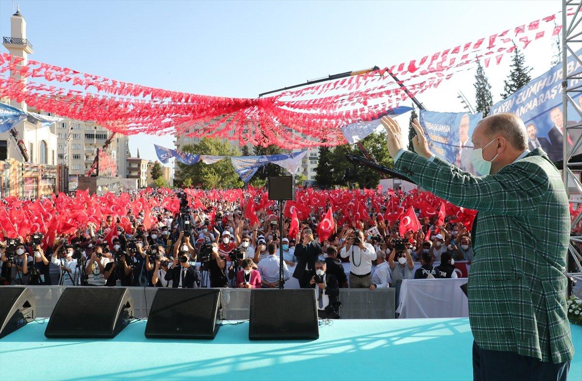 Cumhurbaşkanı Erdoğan: Enflasyonu en kısa sürede kontrol altına alacağız #2