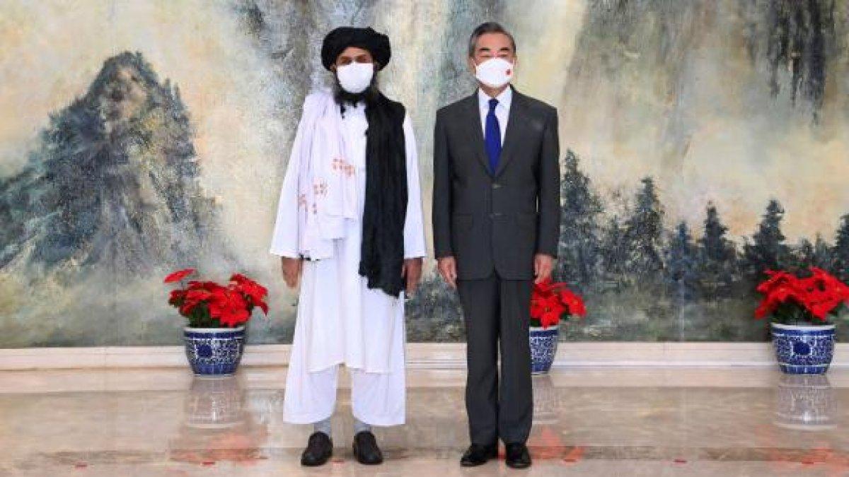 Çin den Afganistan a 30 milyon dolarlık yardım #2