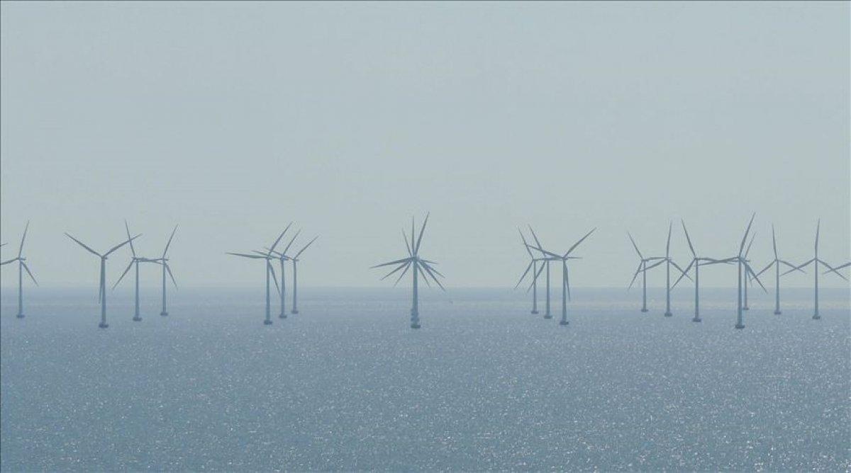 Küresel deniz üstü rüzgar kurulu gücü 35,5 gigavata çıktı #1