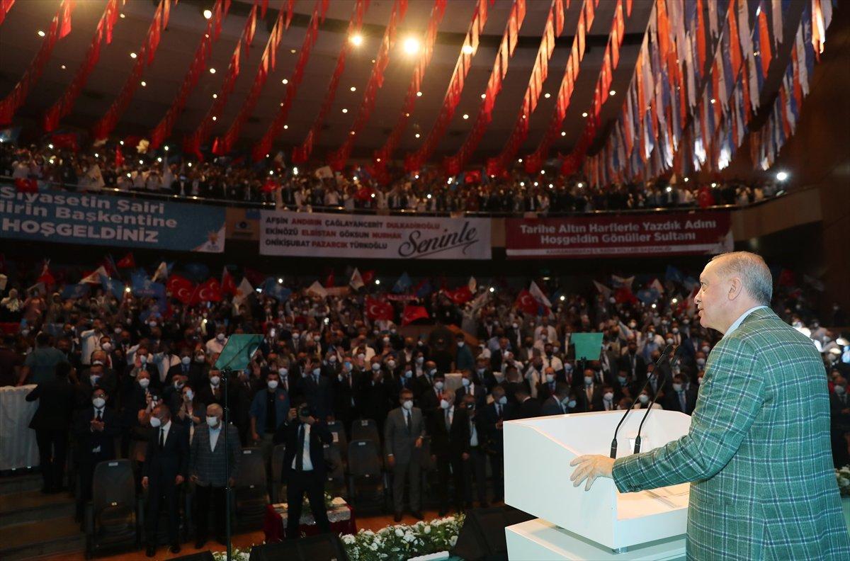 Cumhurbaşkanı Erdoğan dan Meral Akşener e Fatih benzetmesi tepkisi #2