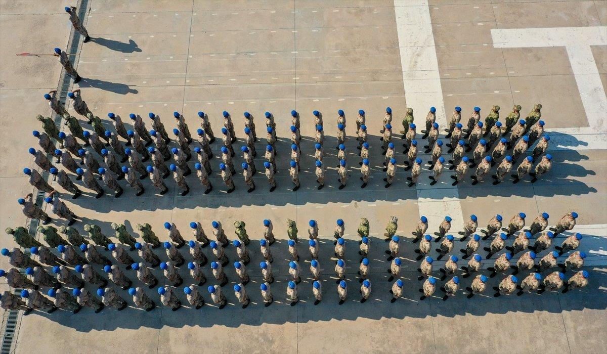 Foça da jandarmalar, terörle mücadele eğitimini tamamladı #20