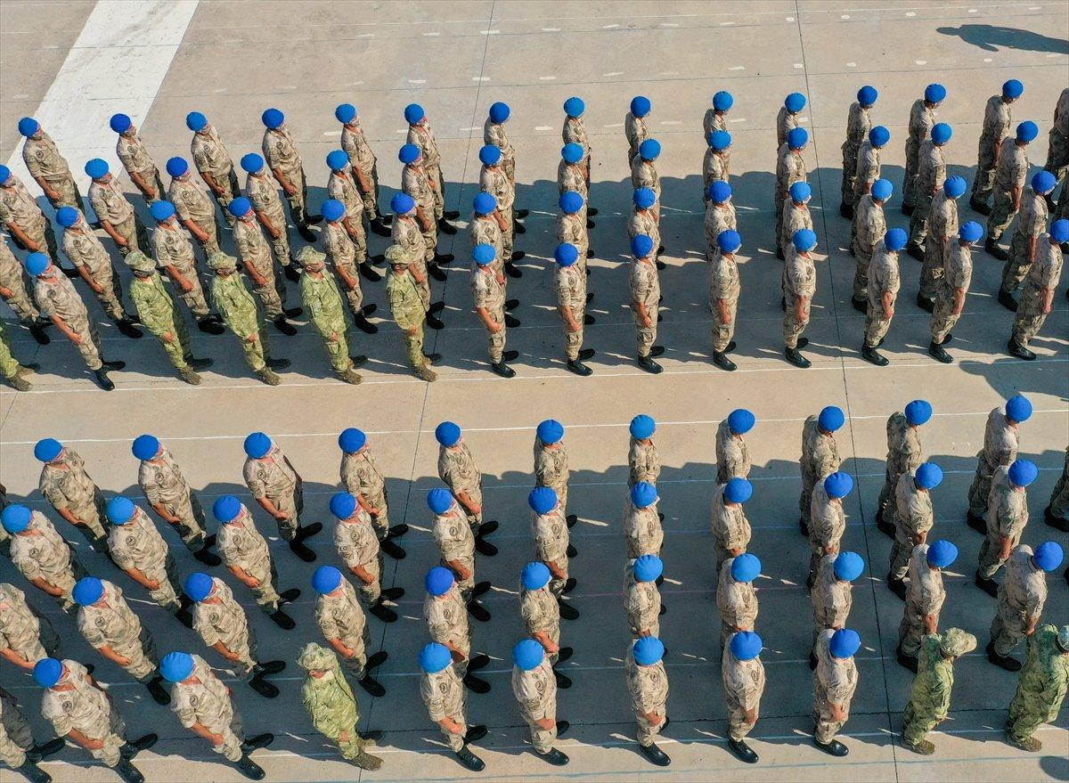 Foça da jandarmalar, terörle mücadele eğitimini tamamladı #26