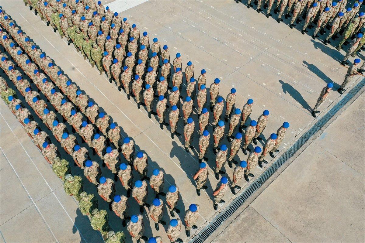 Foça da jandarmalar, terörle mücadele eğitimini tamamladı #24