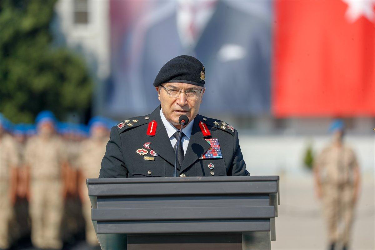 Foça da jandarmalar, terörle mücadele eğitimini tamamladı #23