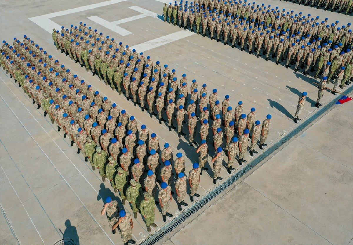Foça da jandarmalar, terörle mücadele eğitimini tamamladı #25