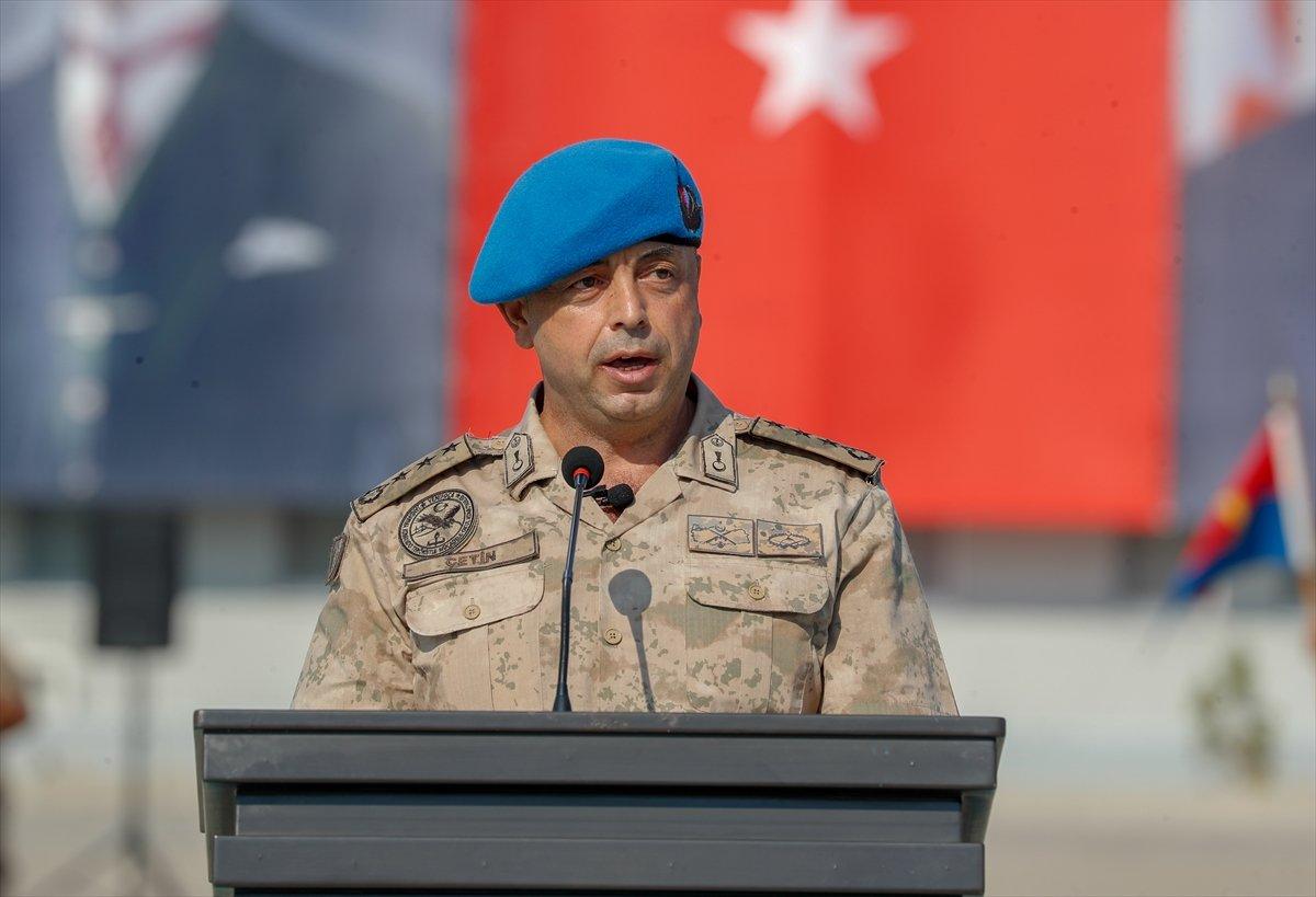 Foça da jandarmalar, terörle mücadele eğitimini tamamladı #21